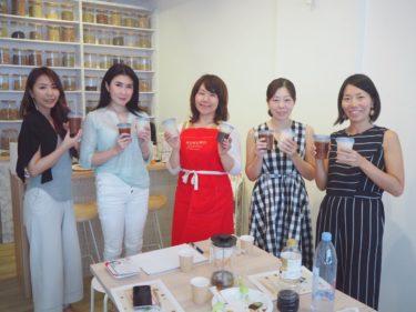 【シンガポールvol.2】日本の発酵を深めよう!塩麹&醤油麹作り/発酵スイーツ作りワークショップを開催しました