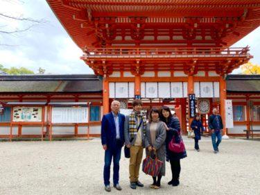 """【京都】ゆったりほっこり京都時間を満喫。日本の古都""""京都""""がゆかりの地となっていく幸せ。"""