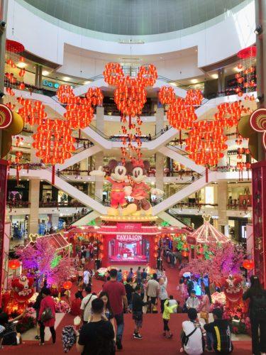 Happy Luna New Year!初めての旧正月(Chinese New Year)を楽しんでいます。お正月が4回の国マレーシア