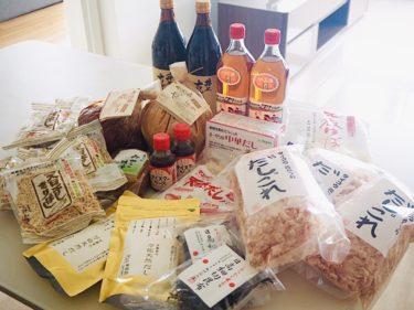 """日本から届いた心温まる食材たち。日本を離れて、ますます日本の""""食""""が大好きになりました。"""