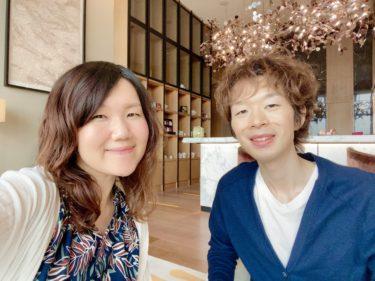 6/18、付き合って1年記念日は「寿司 織部(SUSHI ORIBE)」さんへ。これからも2人でたくさん奇跡を起こし続けていきましょう。