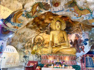 【イポー2020年7月vol.5】旅の最終日はペラトン洞窟寺院(Perak Tong Temple)へ!宗教や神様について思うこと。