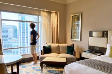マレーシア最後の #旅する海外起業家夫婦 は、KLホテルステイ&グルメを楽しむ時間に@Mandalin Oriental Kuala Lumpur