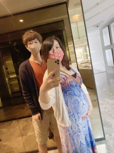 【妊娠・出産vol.17】マレーシア最後の妊婦健診でした!<妊娠29w>
