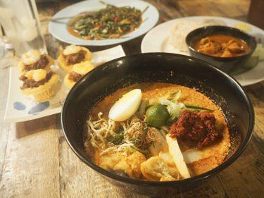 【マレーシアグルメ】クアラルンプールでニョニャ料理を食べるなら絶対ここ!@Limapulo Baba Can Cook