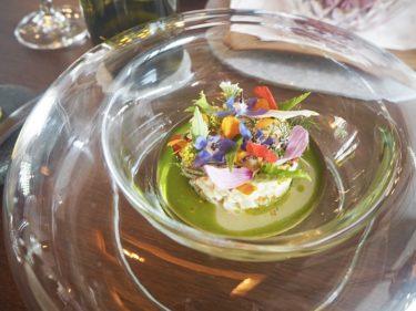 【マレーシアグルメ】オリジナリティ溢れる鮮やかな一皿。見て味わって楽しむ彩りフレンチランチ@Entire French Dining