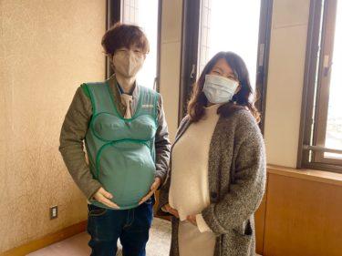 【妊娠・出産vol.20】プレママ&プレパパ教室に参加してきました。<妊娠35w>