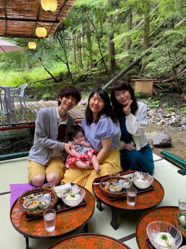 夏の京都といえば。貴船の川床ランチ&貴船神社へ行ってきました。
